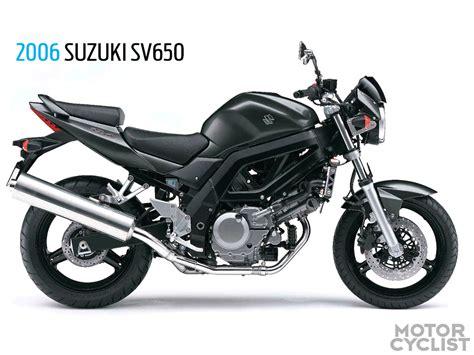 Sv650 Suzuki by 2017 Suzuki Sv650 Ride Review Motorcyclist