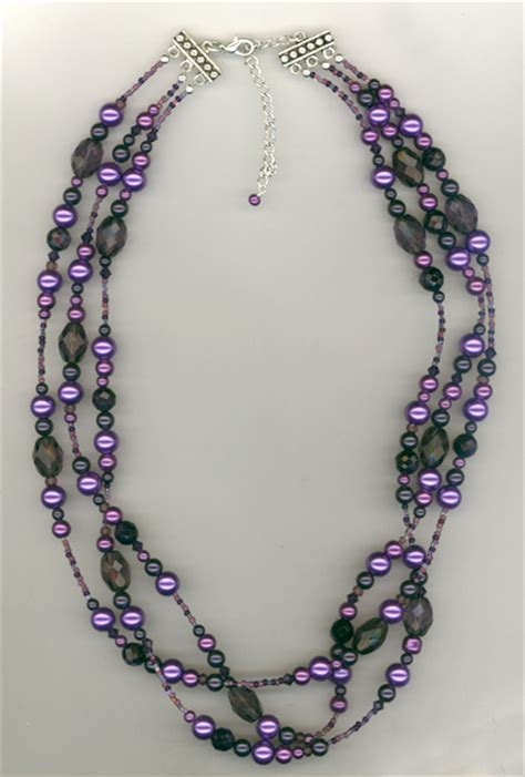 jewelry design ideas necklaces layered necklaces crystals