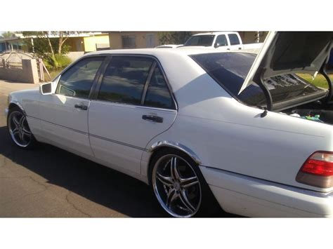 Mercedes For Sale By Owner by 1997 Mercedes E420 For Sale By Owner In Az 85096