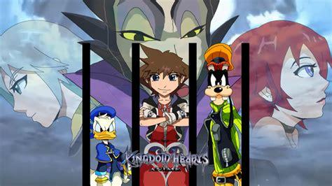 kingdom anime image gallery kingdom hearts anime series