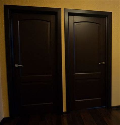 interior painted doors wooden interior doors painted with black paint