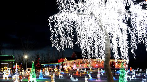 lights singing house 8 must see light displays in edmonton area