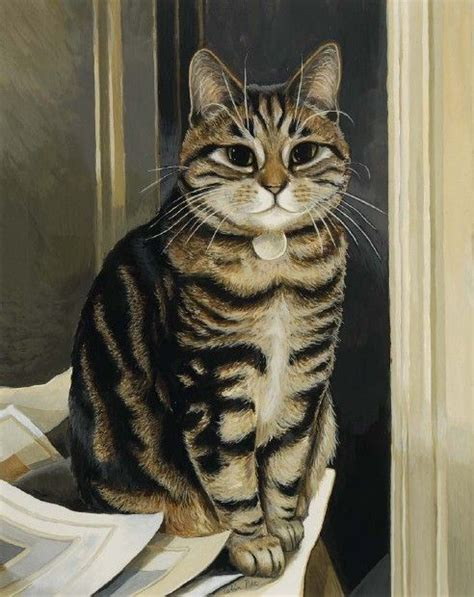 cat painting photos great cat paintings by celia pike 20 pics izismile