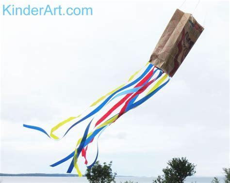 paper bag kite craft 17 best ideas about kites craft on kites