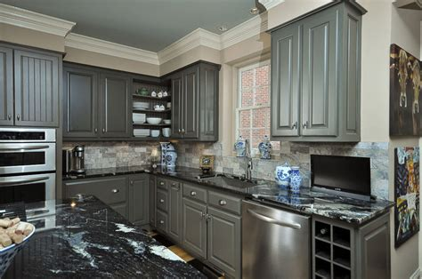 grey painted kitchen cabinets painting kitchen cabinets gray decor ideasdecor ideas