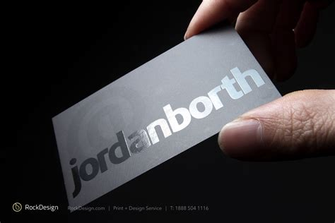 how to make spot uv business cards rockdesign s