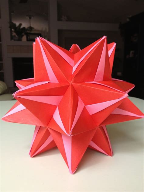 Tulip Transforming Kusudama Origami And Flower