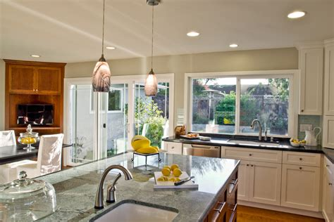 contemporary kitchen light fixtures funky light fixtures kitchen contemporary with bell jar