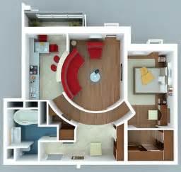 one bedroom flat interior design 1 bedroom apartment house plans