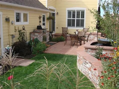 small backyard landscape design ideas landscaping ideas denver landscaping network