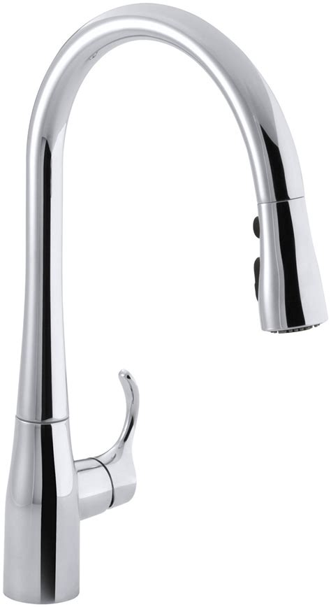 how to install kohler kitchen faucet what s the best pull kitchen faucet