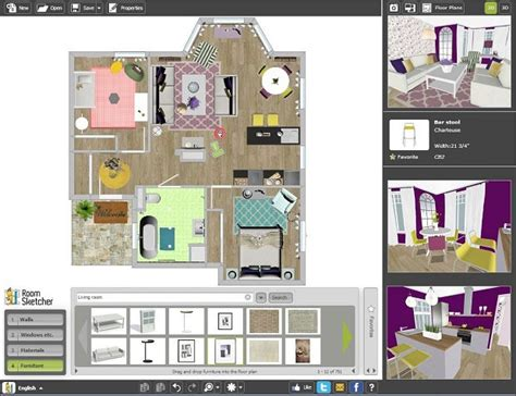 home interior design pictures free create professional interior design drawings