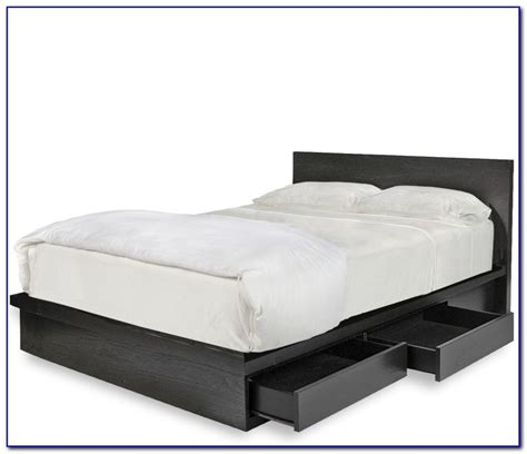 size storage bed frame size platform bed frame with storage king platform bed