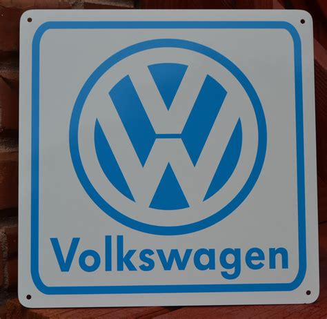 Volkswagen Sign In by Volkswagen Sign Apae Vw Bug Bettle Mechanic Advertise