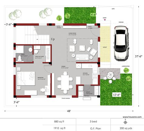 indian house plans for 1500 square open floor plans 1500 square house plans from