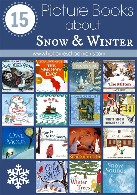 winter picture books winter educational activities hip homeschool