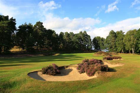 woodwork courses surrey queenwood golf club surrey golf courses