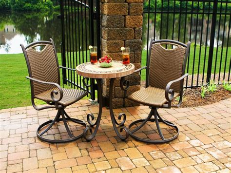 bistro table sets outdoor furniture bistro furniture outdoor