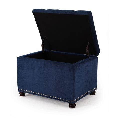 rectangular leather storage ottoman rectangular storage ottoman simpli home avalon faux