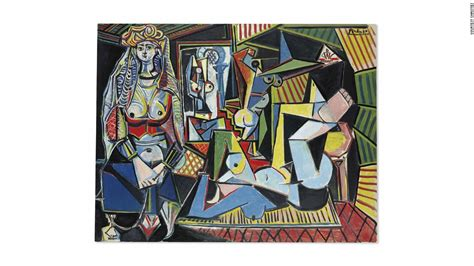why are pablo picasso paintings worth so much high demand the world s top selling cnn