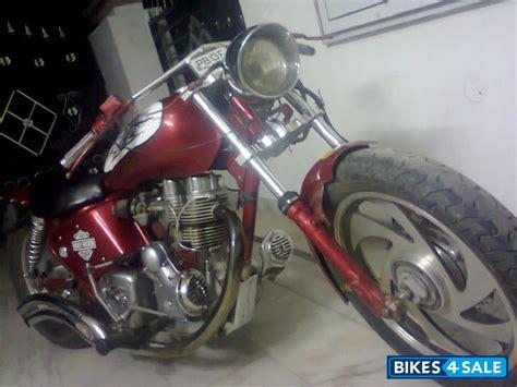 Modified Bike Registration by Second Modified Bike Bullet Enfield In Chandigarh