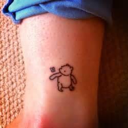 winnie the pooh original tattoo because winnie is my