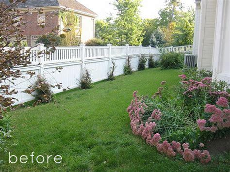 renovate backyard before after two backyard renovations design sponge