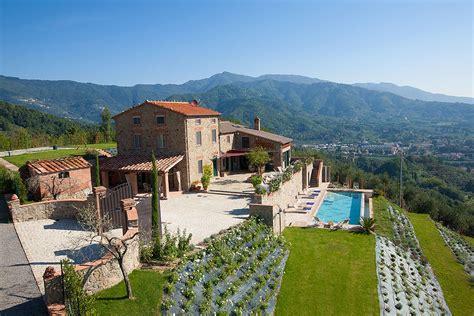 Swimming Pool House Plans la limonaia villa in tuscany italy sleeps 10 lucca