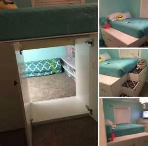 Ikea Space Saving Beds 25 best ideas about cool loft beds on pinterest girls