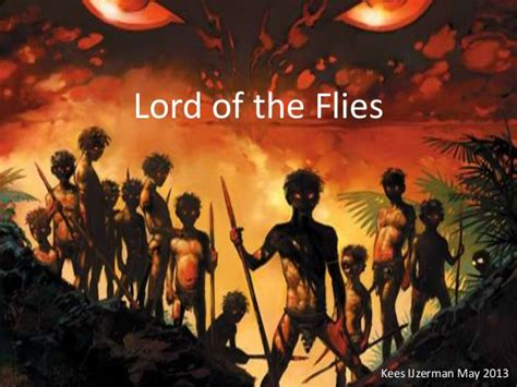 lord of the flies the quirks of the lord of the flies the beast