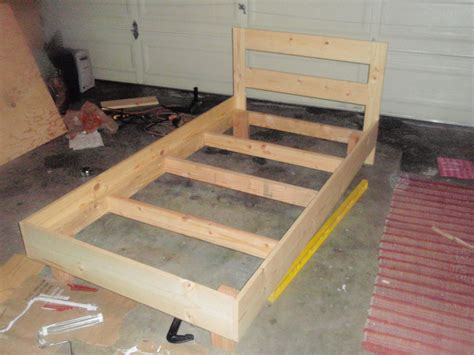 build bed how to build a bed frame beds designs bunk beds