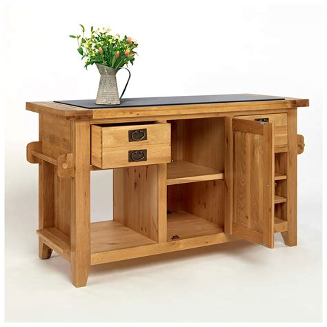 50 rustic oak kitchen island with black granite top vancouver guarantee