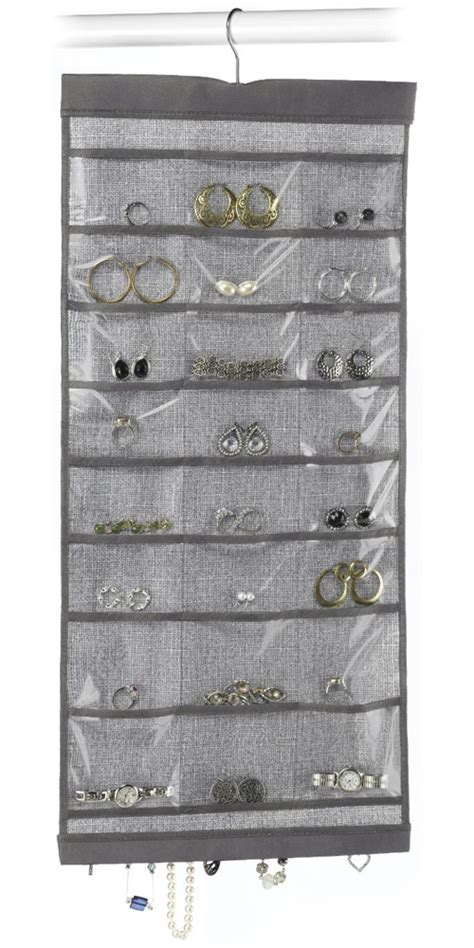 how to make a hanging jewelry organizer hanging jewelry organizer in hanging jewelry organizers