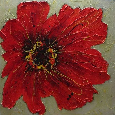 painting tutorial 17 best ideas about acrylic painting flowers on