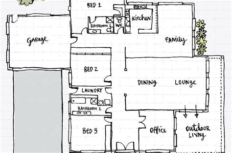 floorplan drawing what is a floor plan and can you build a house with it