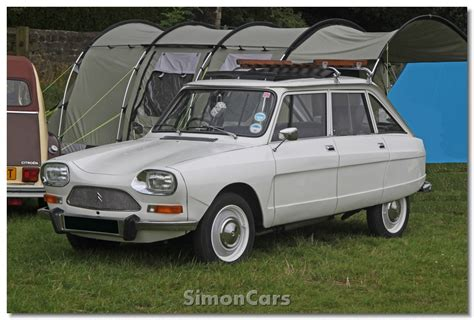 Citroen Ami 8 by Simon Cars Citroen Ami 8