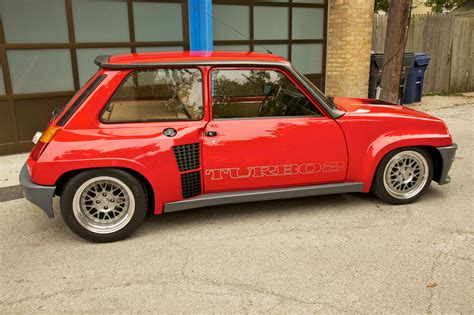 Renault R5 Turbo 2 by Renault 5 Turbo 2 1985 Cartype