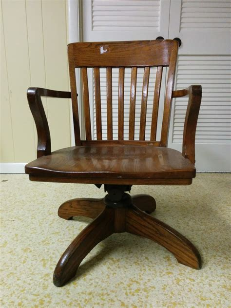 antique home office furniture antique wooden desk chair 6850