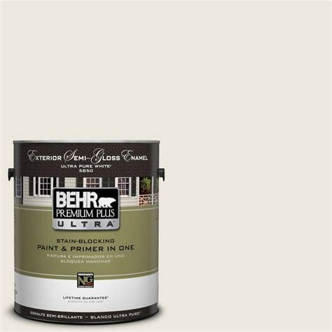 behr paint color ivory behr premium plus ultra 1 gal ul190 13 ivory palace semi