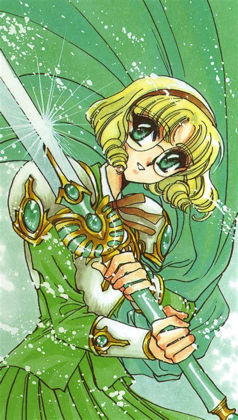 magic rayearth magic rayearth fuu 04 minitokyo