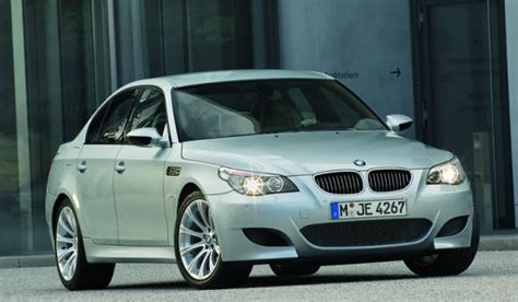 2004 Bmw M5 by 2004 Bmw M5 E60 Sport Car Technical Specifications And