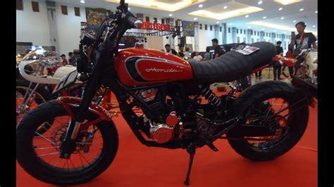 Modifikasi Motor Custom by Modifikasi Bratstyle Honda Tiger Japstyle Custom