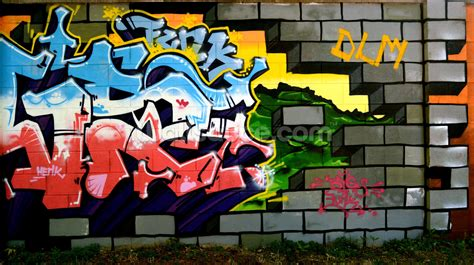 graffiti wall murals breach the wall of graffiti wall mural breach the wall