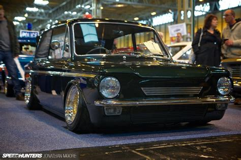 Classic Suzuki Birmingham by The 2015 Classic Motor Show Held At The National