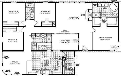 jacobsen modular home floor plans jacobsen homes floor plans manufactured homes modular