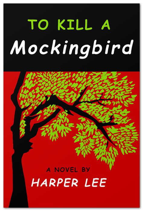 to kill a mockingbird picture book book covers in comic sans steve