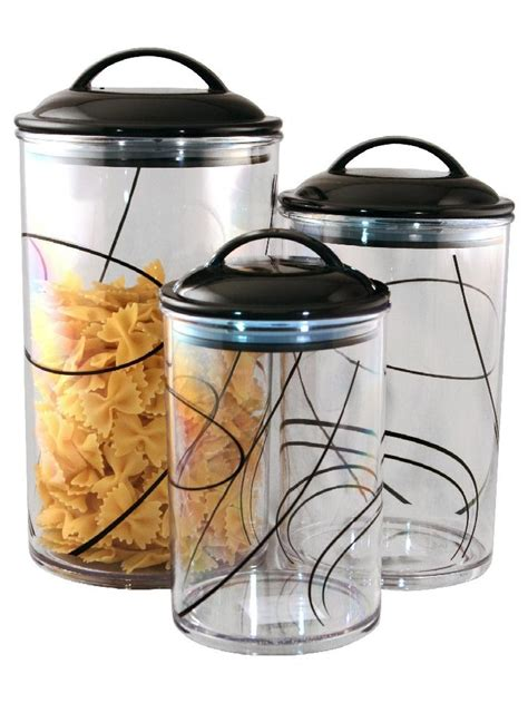 clear plastic kitchen canisters clear plastic kitchen canisters 28 images acrylic