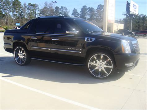 2008 Cadillac Escalade Ext by 2008 Cadillac Escalade Ext Pictures Information And