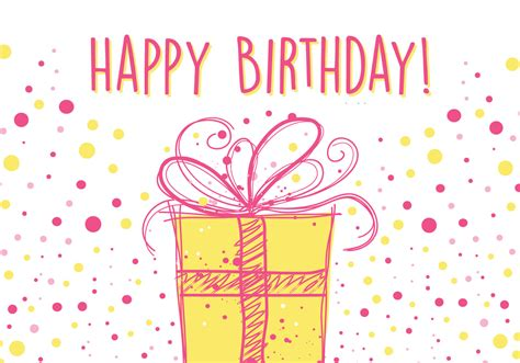 make free birthday cards birthday card design free vector stock