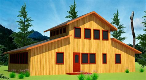 Barn Style barn style house straw bale house plans